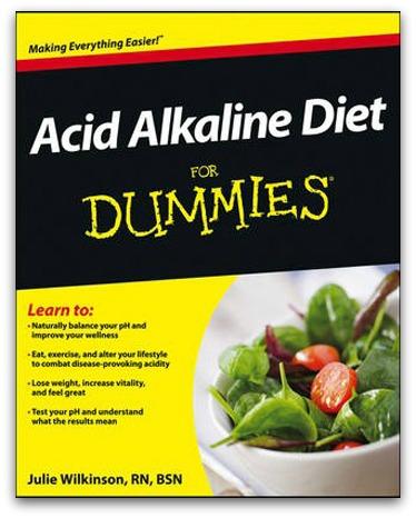 Acid Alkaline Diet for Dummies 350 DS
