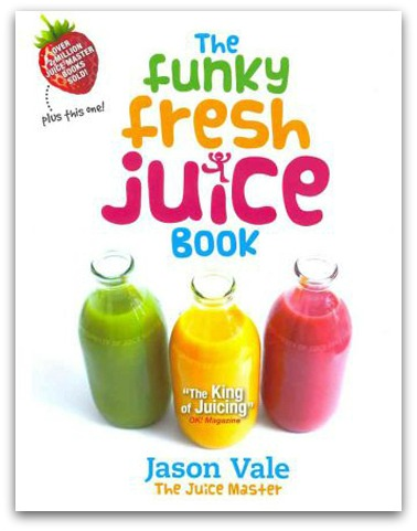 Funky Fresh Juice Book 350 DS